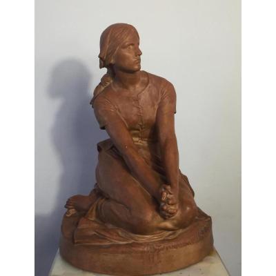 Terracotta Henri Chapu