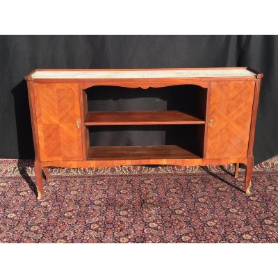 Bibus Transition Sideboard In Marquetry