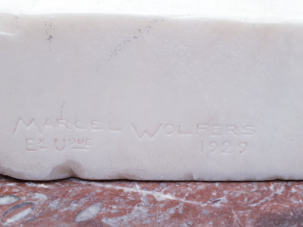 Marcel Wolfers Marble-photo-1