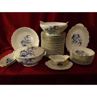 Limoges Porcelain Table Service