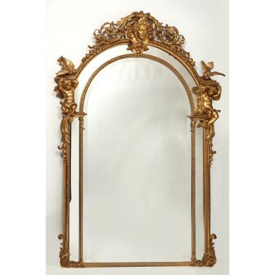 Exceptional Mirror Napoleon III