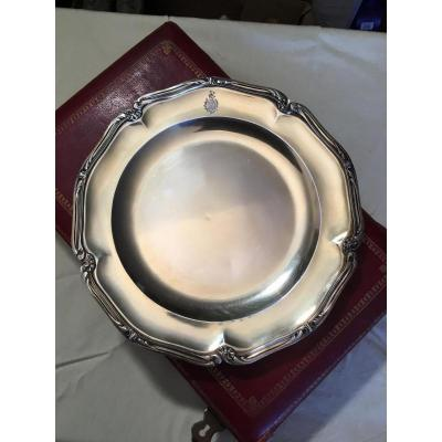 Aucoc Silver Plate