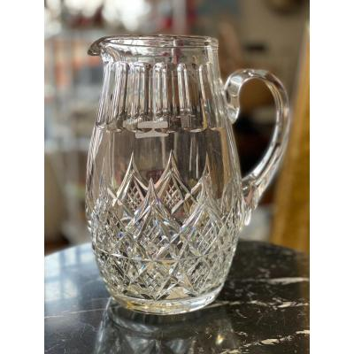 Baccarat Water Pitcher