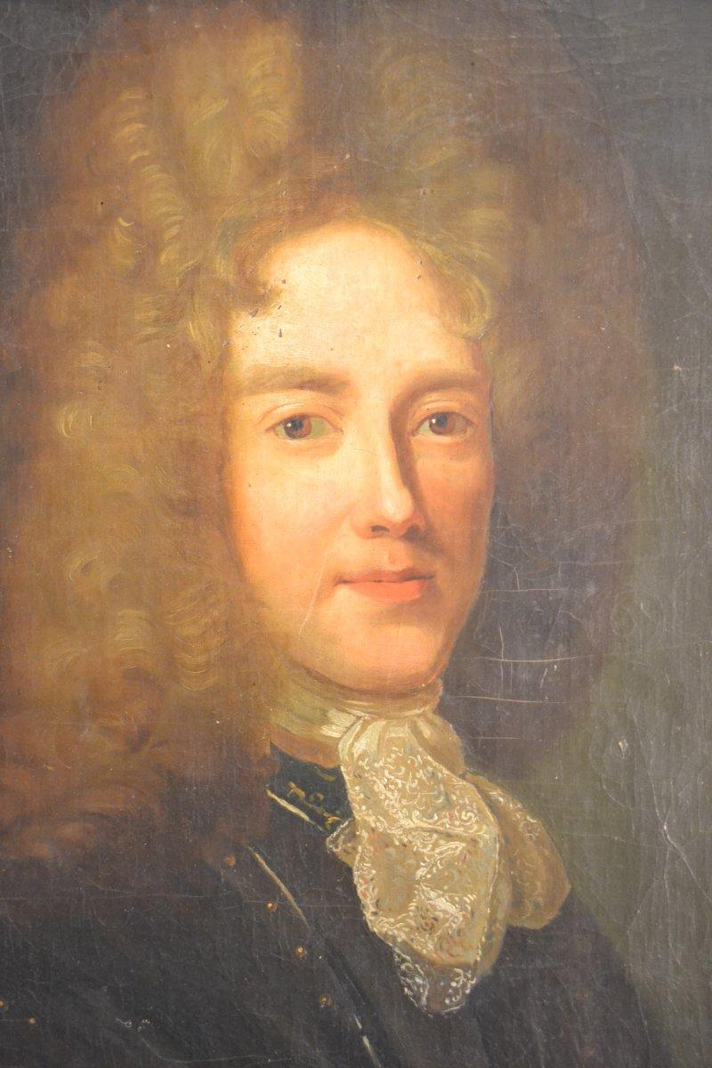 Portrait Of Man In Armor XVIII