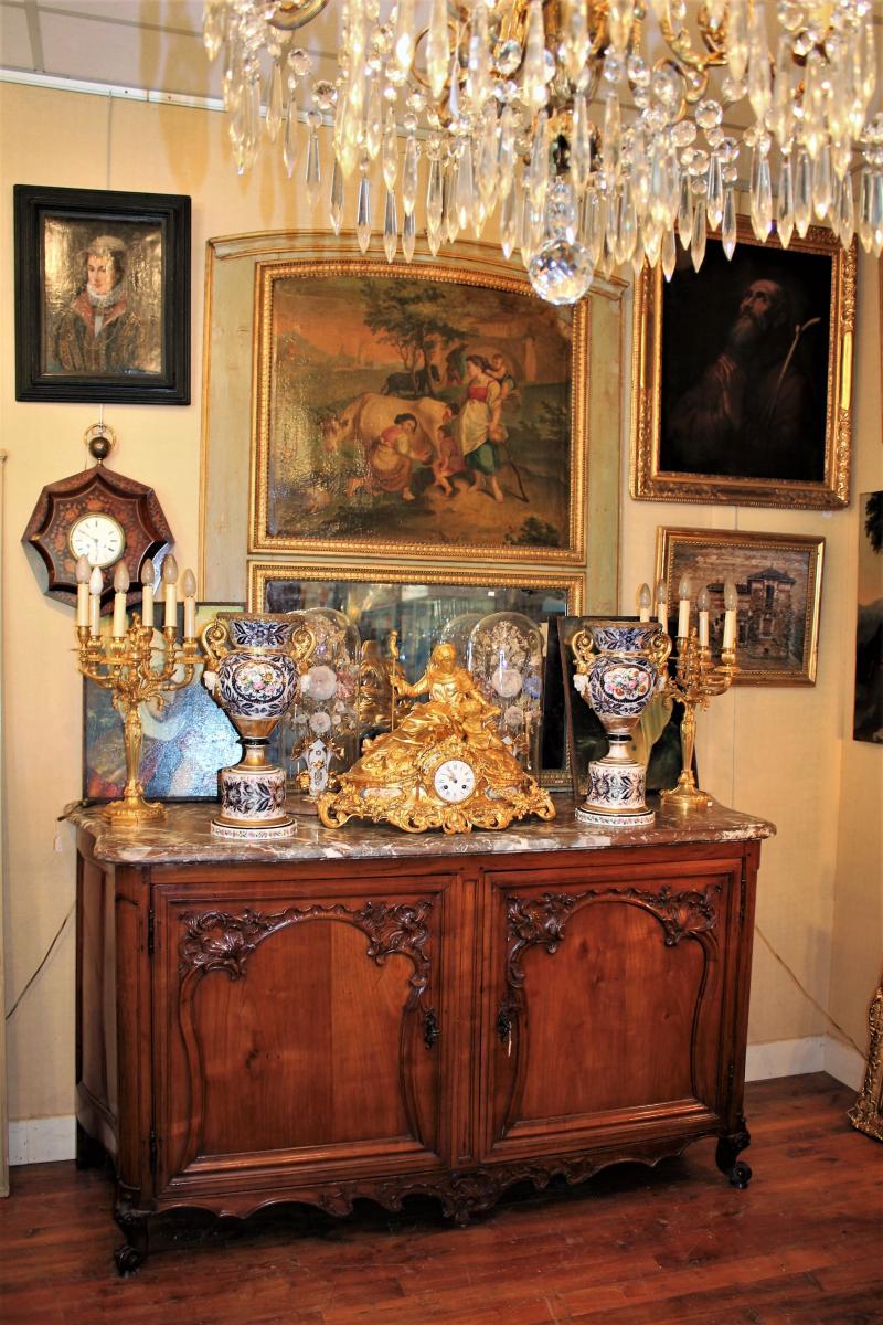 Antiquités Francis Daubet