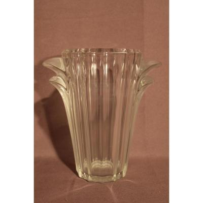 Vase Art Déco Signé Verlys France