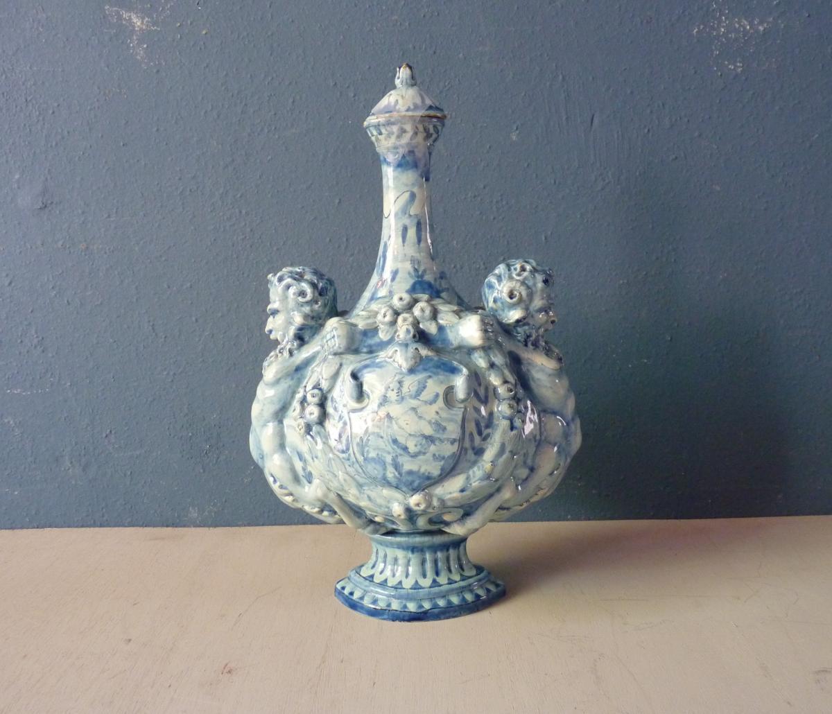 Vase en Faïence