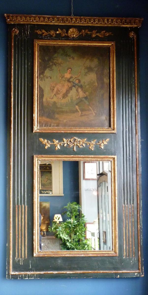 Trumeau Epoque Napoléon III