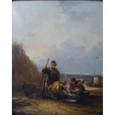 William Collins (1788 - 1847) - Pêcheurs