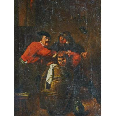 Painting From Teniers