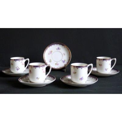 Set Of 4 Cups And Under Cups