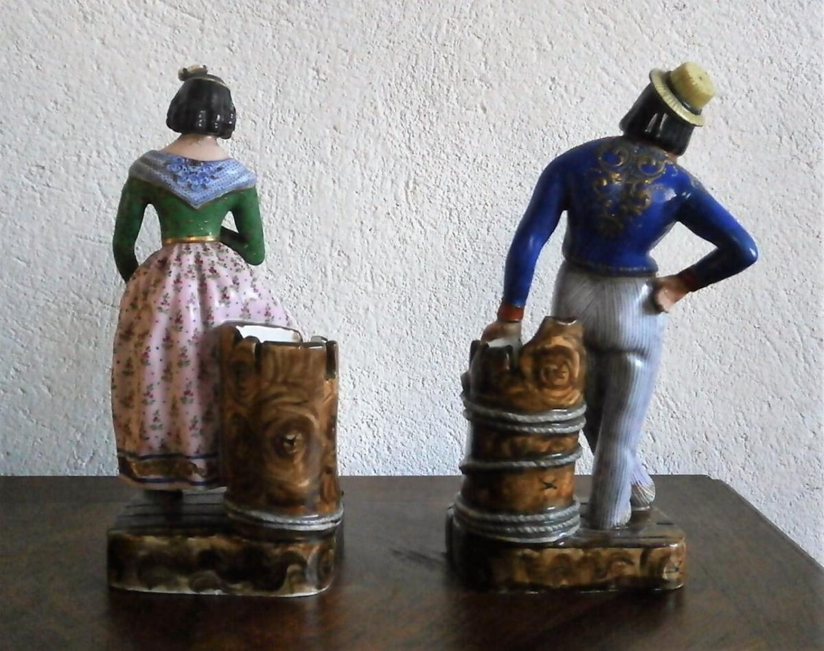 Jacob small figurines — 6