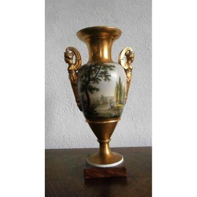 Vase Empire XIX