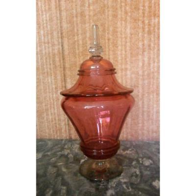 Vase d'Apothicaire.