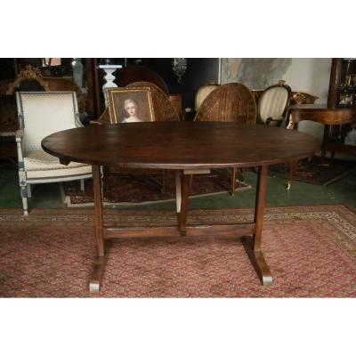 Table Vigneronne.