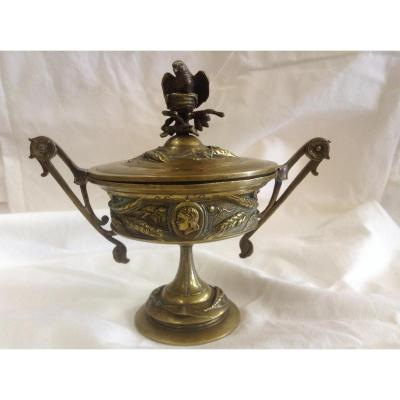 Coupe En Bronze XVIIIème