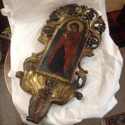 Greek Icon Nineteenth