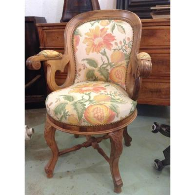 Office Chair Louis Philippe