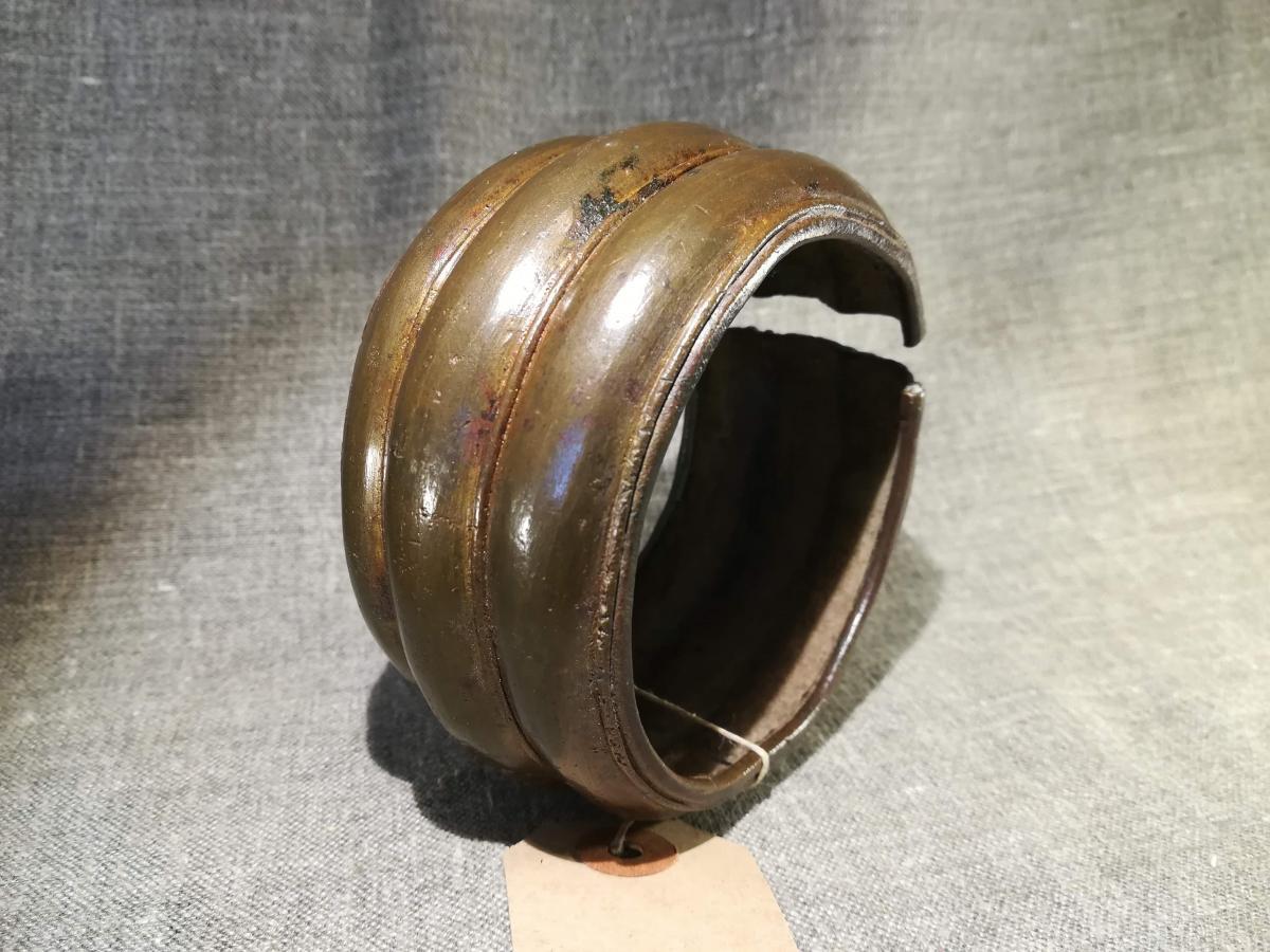 Bracelet de Cheville ancien , Mossi , Burkina Faso