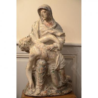 Pieta Dix-septième Siècle.