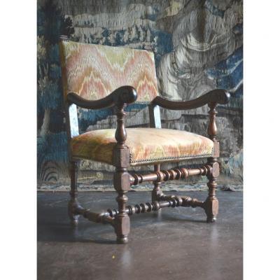 Armchair. Seventeenth Century.
