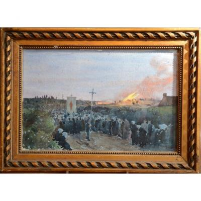 The Fires Of Saint John. Twentieth Century.
