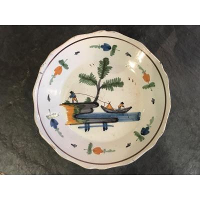 Marine De Loire. Plate XIX Nevers