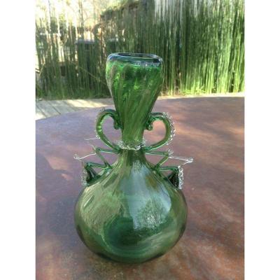 18th Century Glassware / Vase Spain