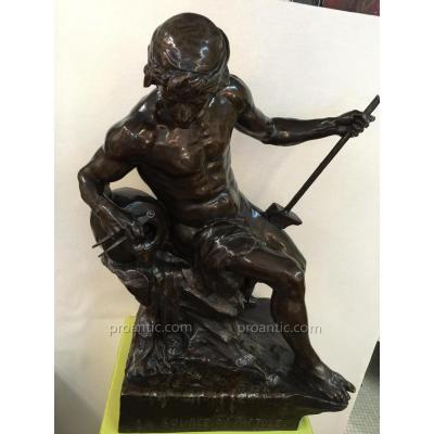 Beau Bronze d'Emile Picault