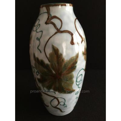 Beautiful Vase Porcelain Limoge