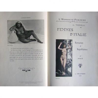 Album Women Models - Naked For Studies - African, Italian, German Etc ....