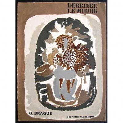 -  Derriere  Le  Miroir  N°  166  -  Georges  Braque: