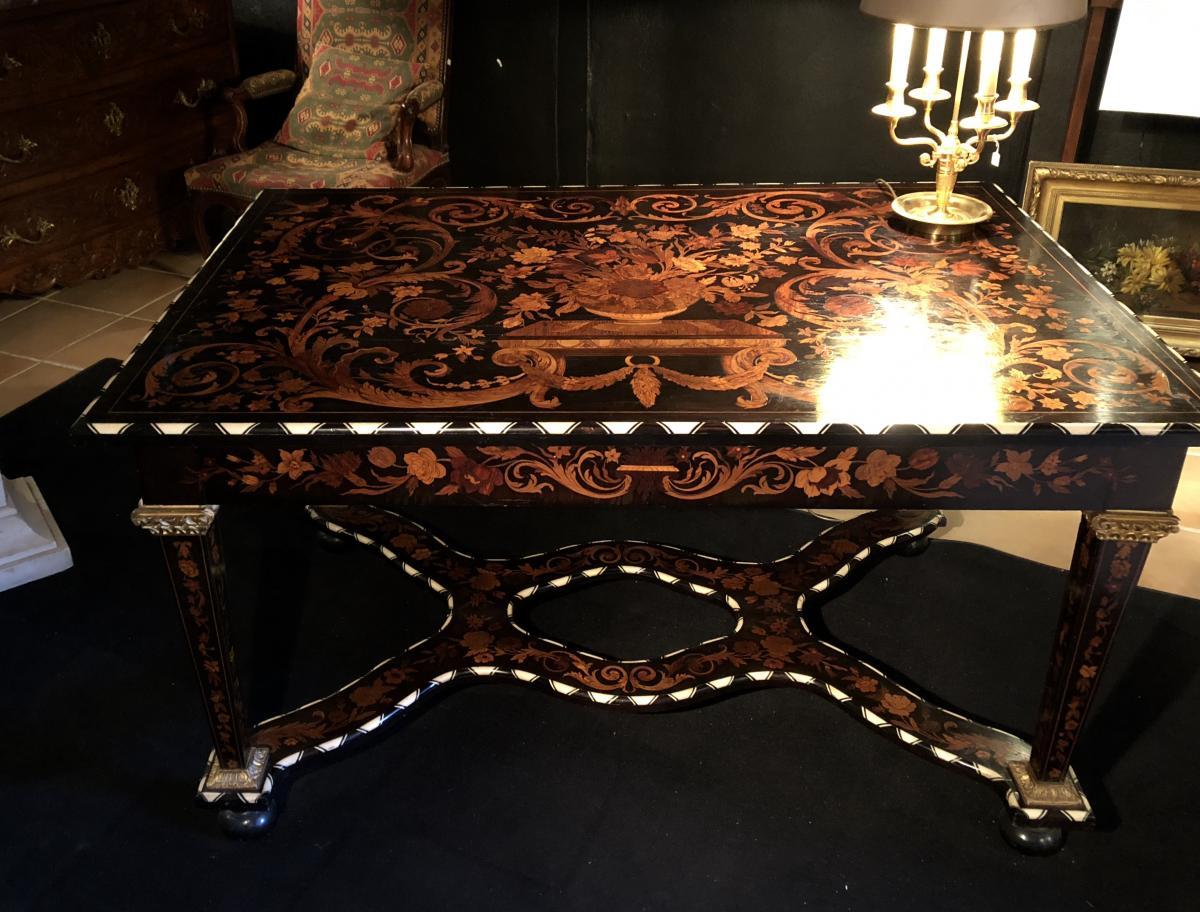 Table Bureau Louis XIV.