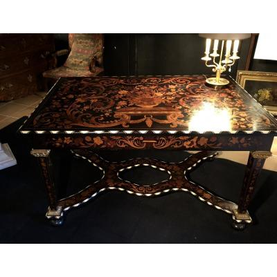 Louis XIV Desk Table.