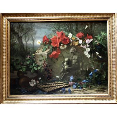 Nature Morte Aux Faunes.