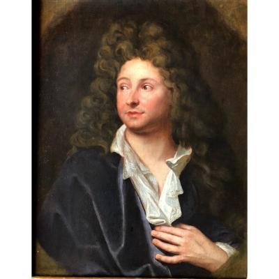 Portrait Présumé De Charles Perrault