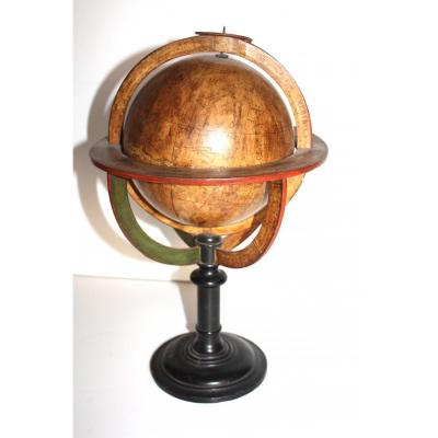 Celestial Globe By Bastien The Elder