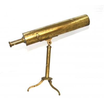 Télescope Newtonien époque XVIII ème