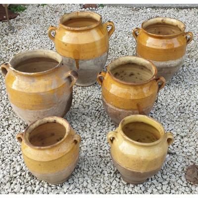 Pots à Confits /pots à graisse