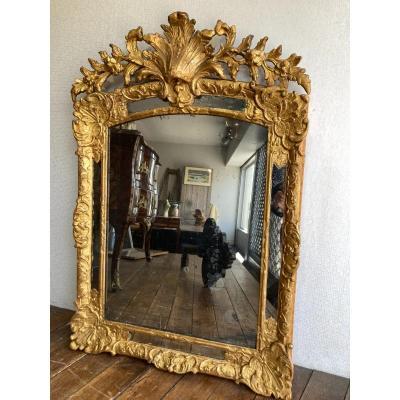 Miroir à Parcloses Régence