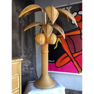 """Grande Lampe """"coconut"""" par Mario LOPEZ TORRES"""