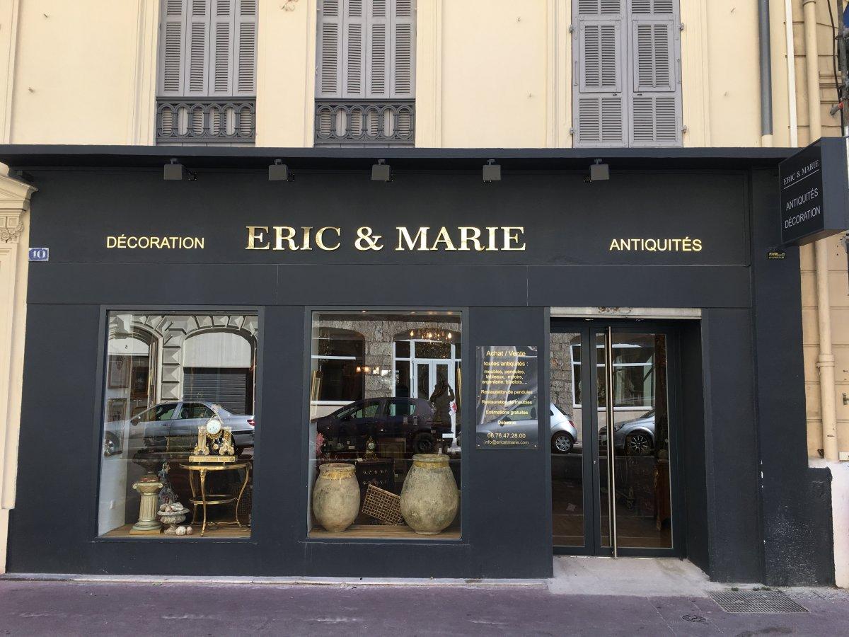 Eric et Marie