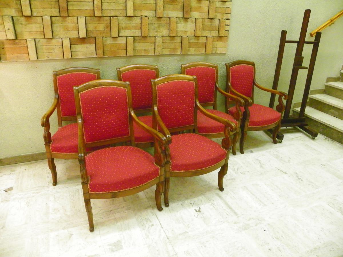 From 6 Chairs Set