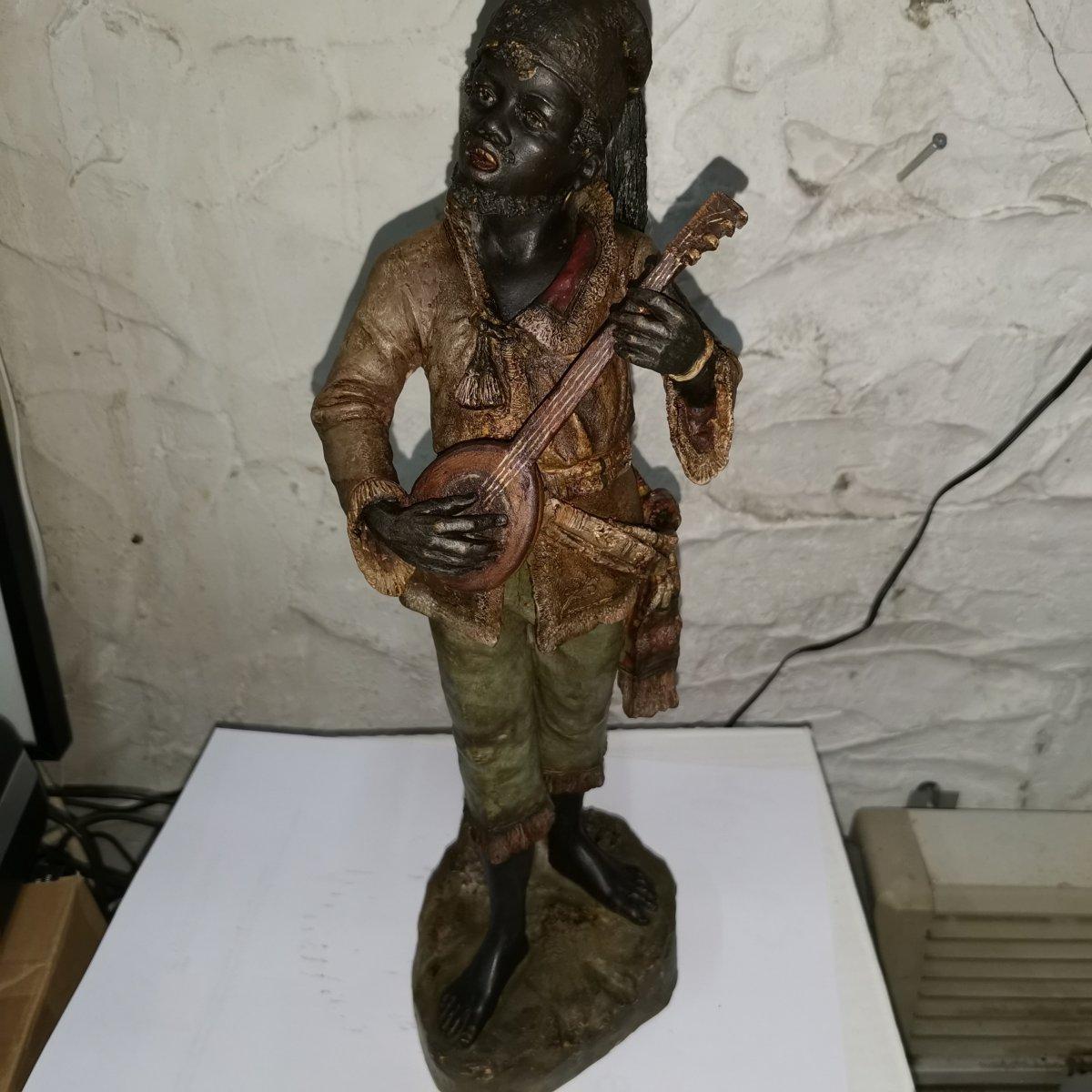 Sculpture Orientaliste