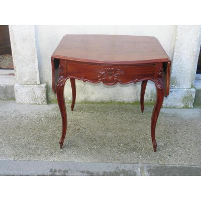 Table d'Appoint A Volet