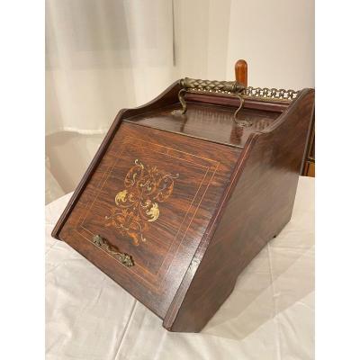 Napoleon III Waxing Box