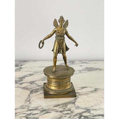 Sylphide Golden Bronze XIX Century