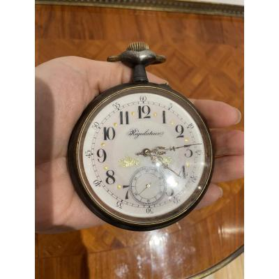 Very Rare Large 1900 Regulator Watch