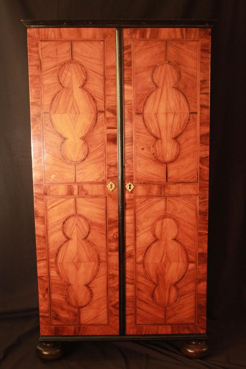 Marquetry Cupboard - Louis XIV Period