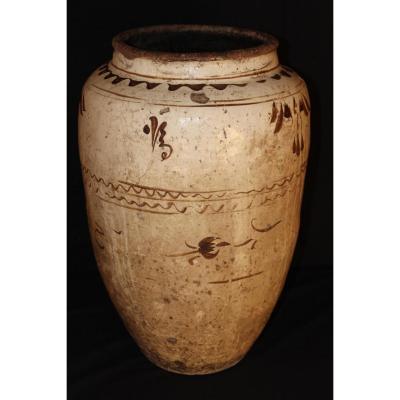 Jarre Cizhou - Chine, Dynastie Yuan - 14ème Siècle